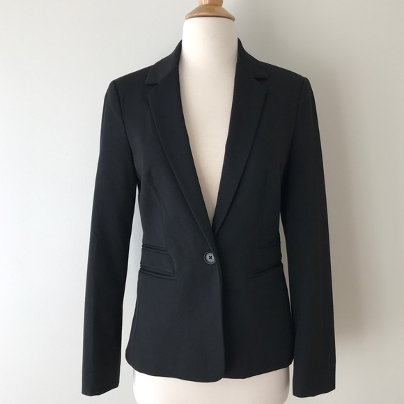 Express Jackets & Blazers - Express Studio Stretch One Button Blazer
